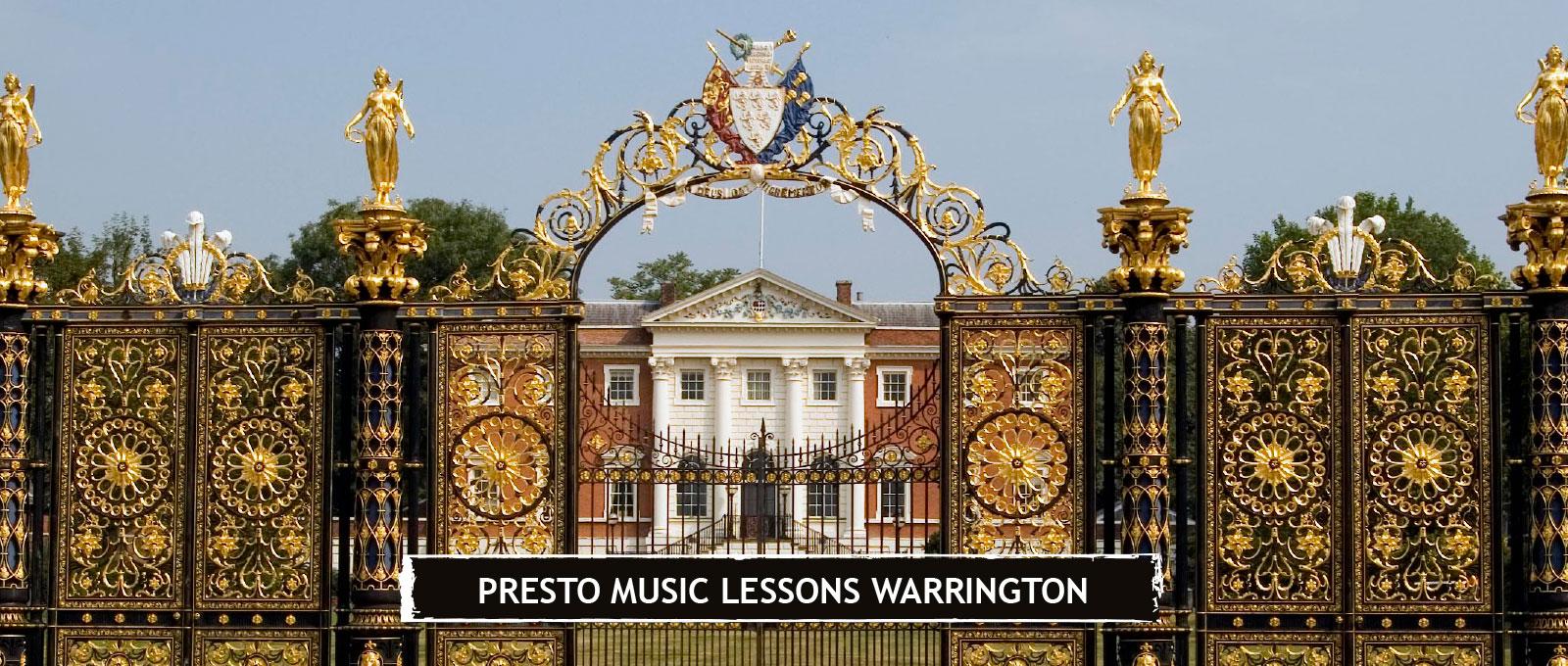 Music Lessons Warrington