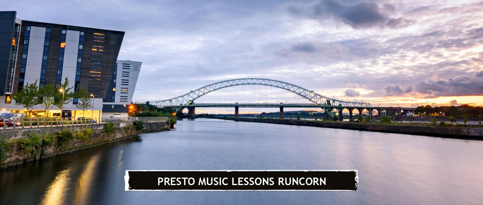 Presto Music Lessons Runcorn