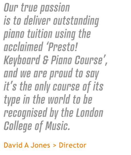 Piano Quote