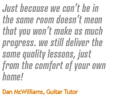 Remote Lessons Quote